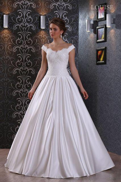 vestido de novia de louise sposa bella. colección Весна-лето 2015