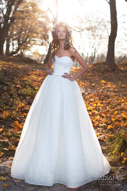 Ariamo Buffy Wedding Dress Wind Of