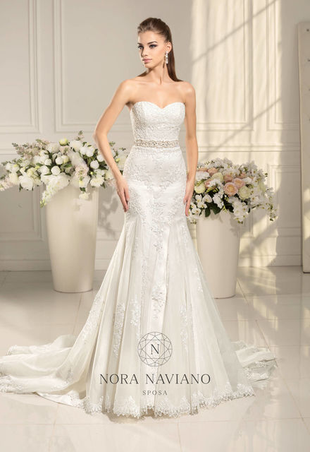 Nora Naviano 14614 Aveline Wedding Dress Colors Of Passion Collection
