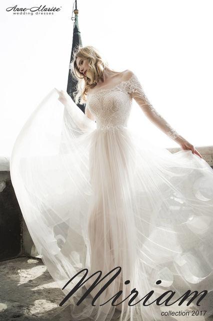 f8619463ee Anne-Mariee - Modelo  Miriam vestido de novia foto