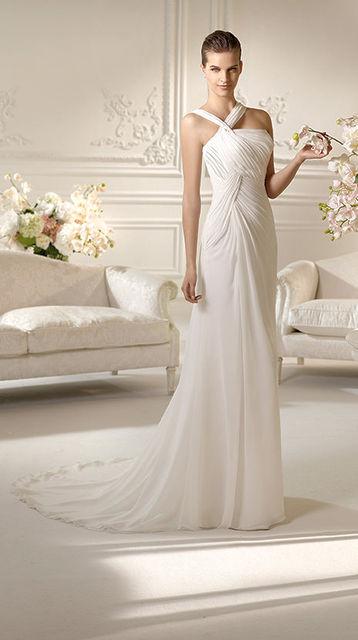 223f0e70a Vestidos de novia de White One. Colección 2013 collection