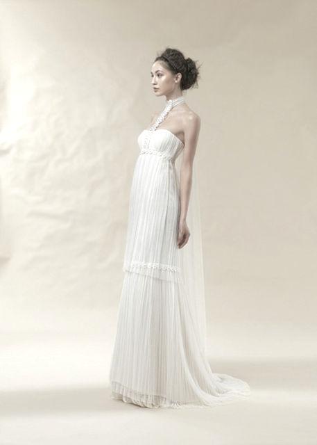 vestidos de novia de whitedayjose m peiro. colección nature