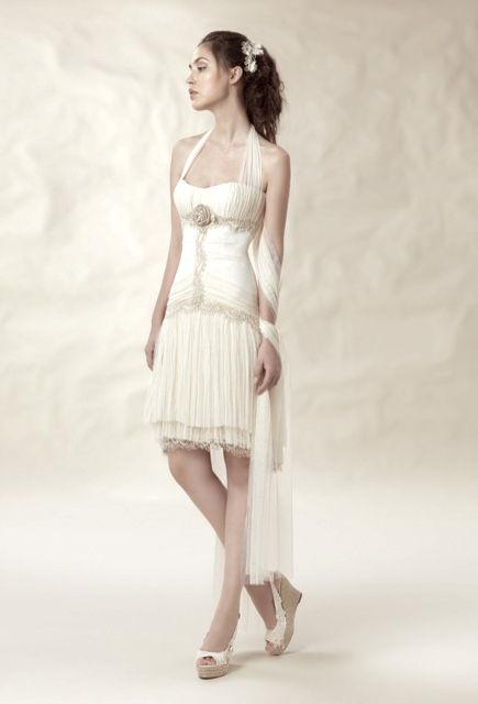 vestido de novia de whitedayjose m peiro tunez (desmontado