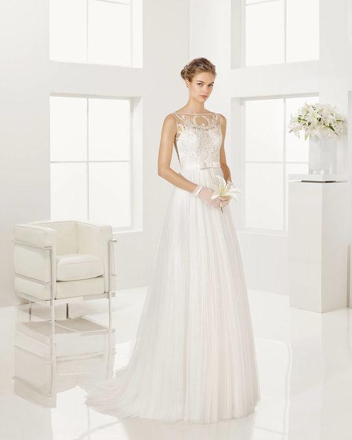 vestidos de novia de alma novia. colección shine collection