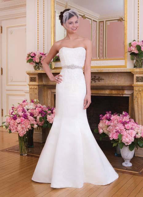 фото свадебного платья фасона русалка